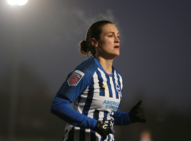 Lea Le Garrec has told Brighton she wants to stay in France with her family