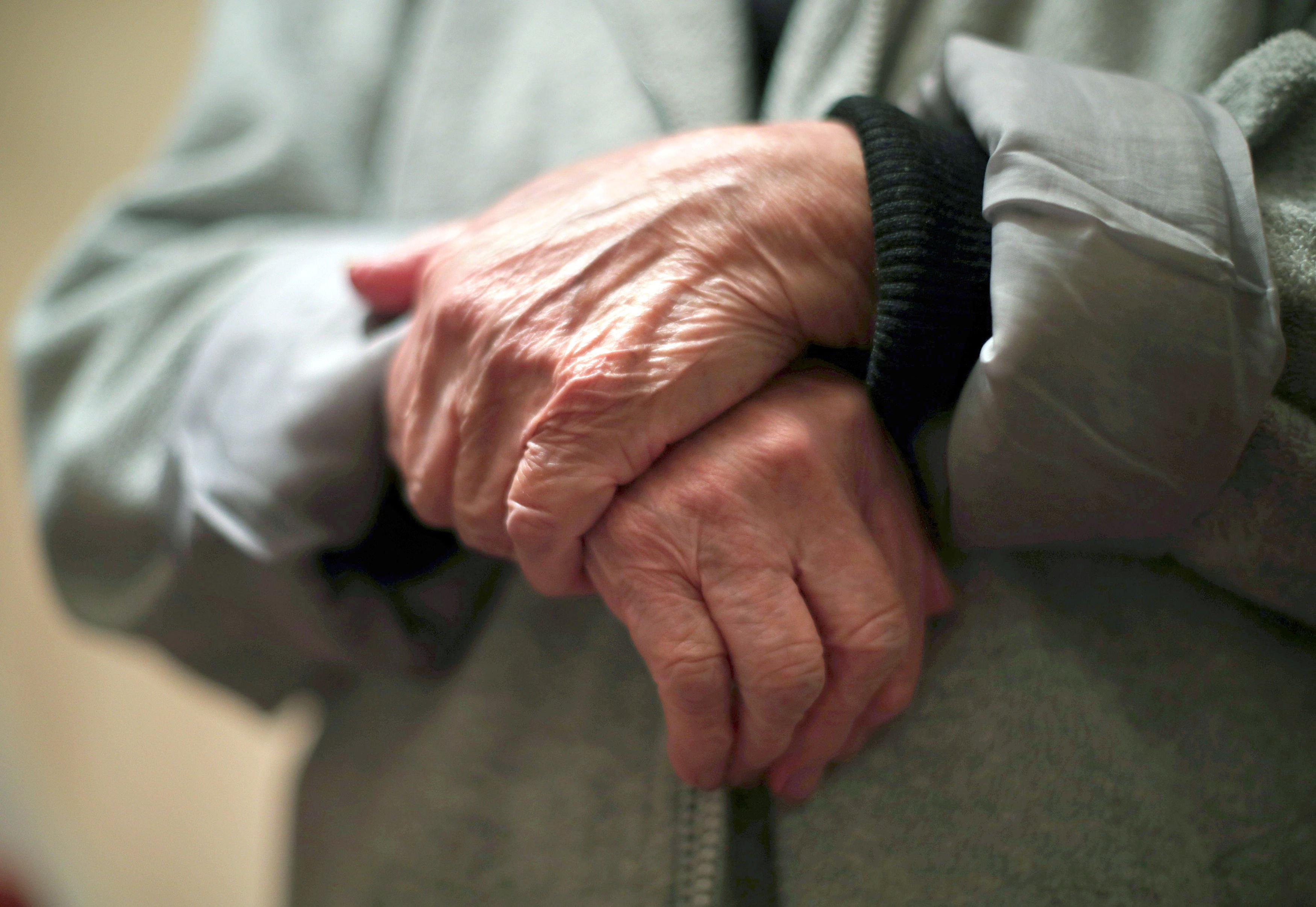 Care home residents' wellbeing suffering 'due to lack of social contact'