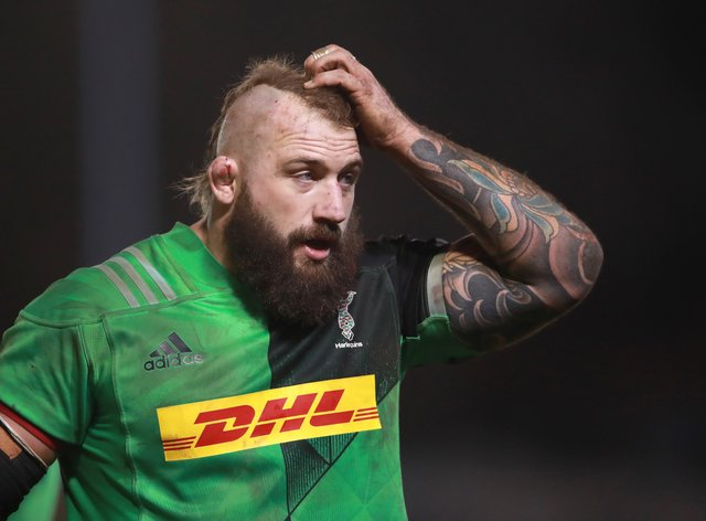 Joe Marler has signed a new long-term contract with Harlequins