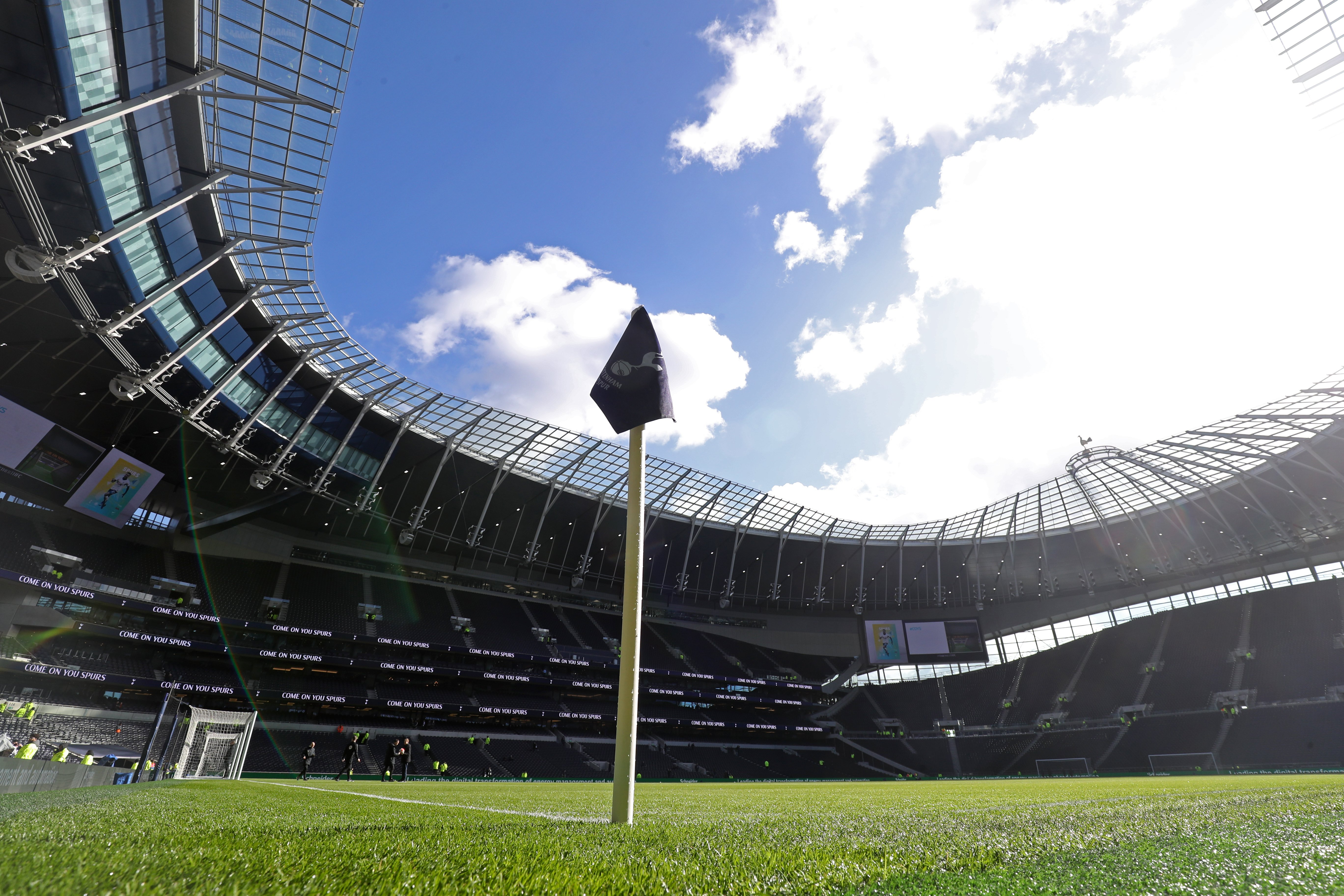 Stadiums to be divided into red, amber and green zones for Premier League return