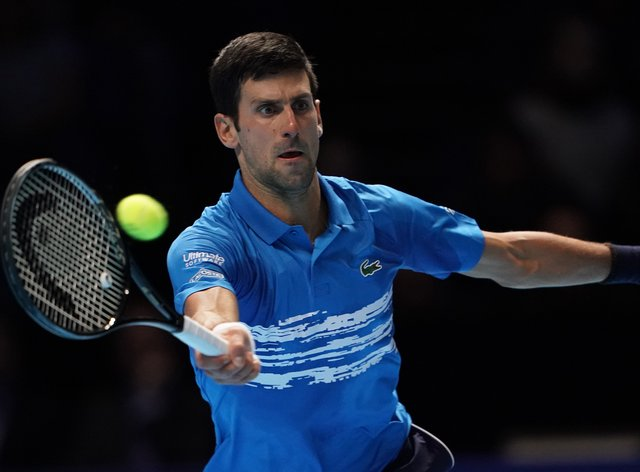 Novak Djokovic has cast doubts over playing in the US Open in August