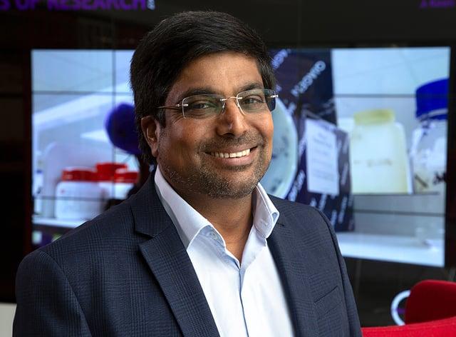 Professor Nishan Canagarajah