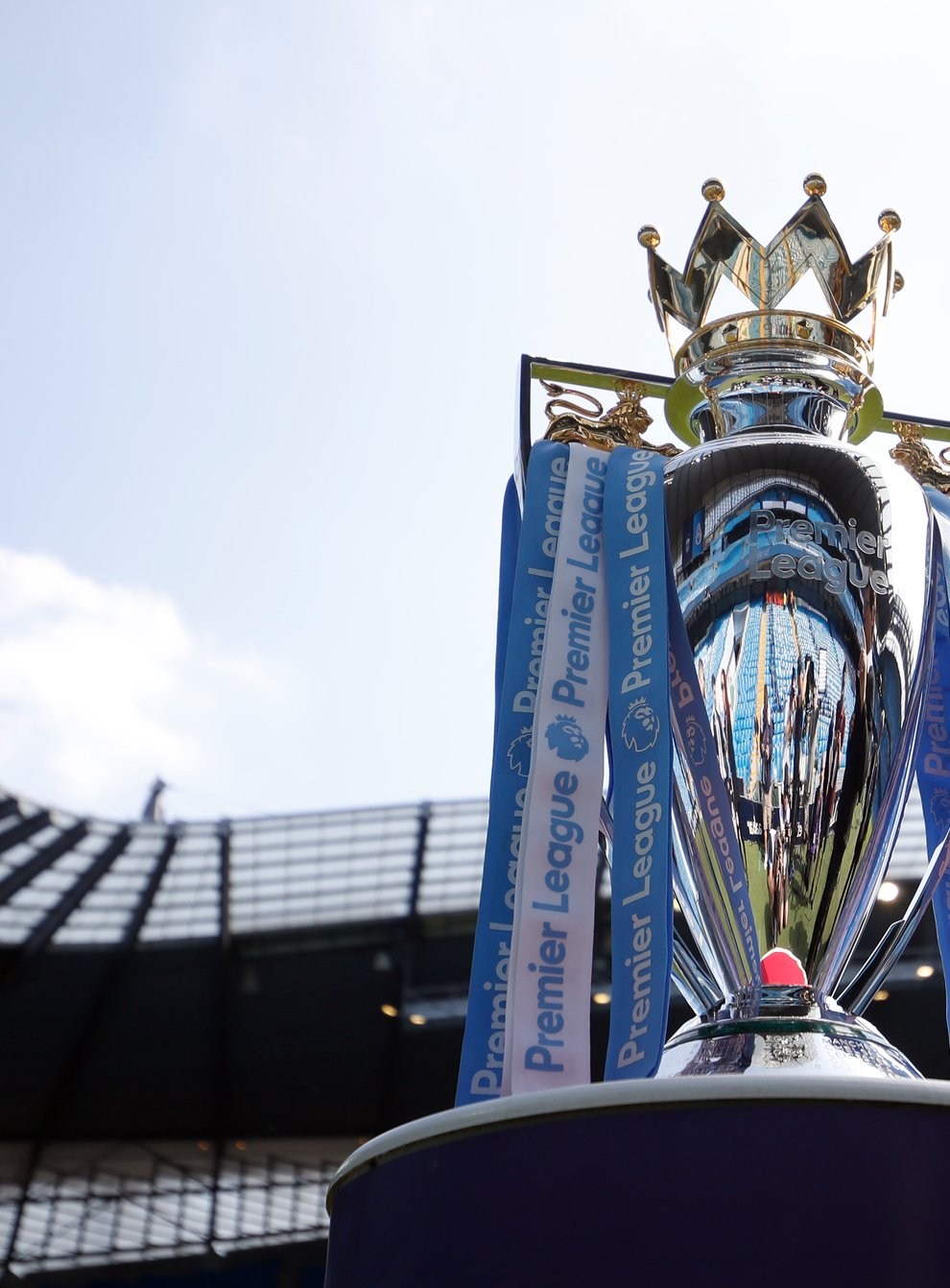 The Premier League resumes next week after a three-month absence
