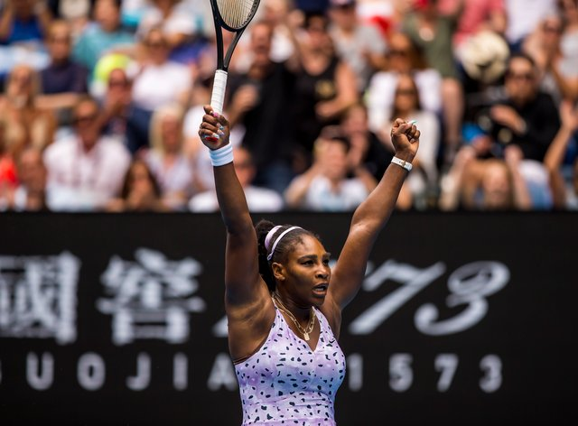 Williams has spoken about the obstacles she faced on her way to the top
