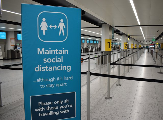 Gatwick Airport will reopen its north terminal and extend its operating hours from Monday