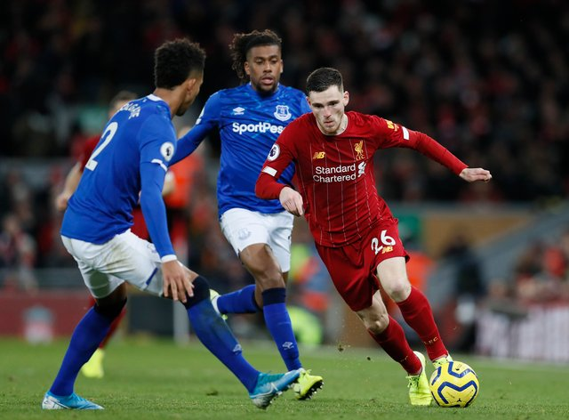 Everton will host Liverpool at Goodison Park