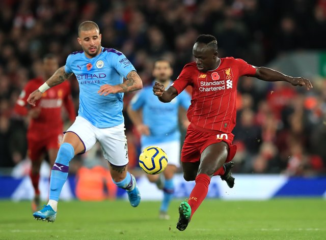 The Manchester City v Liverpool match on July 2 is the only Premier League fixture without a confirmed venue at the moment