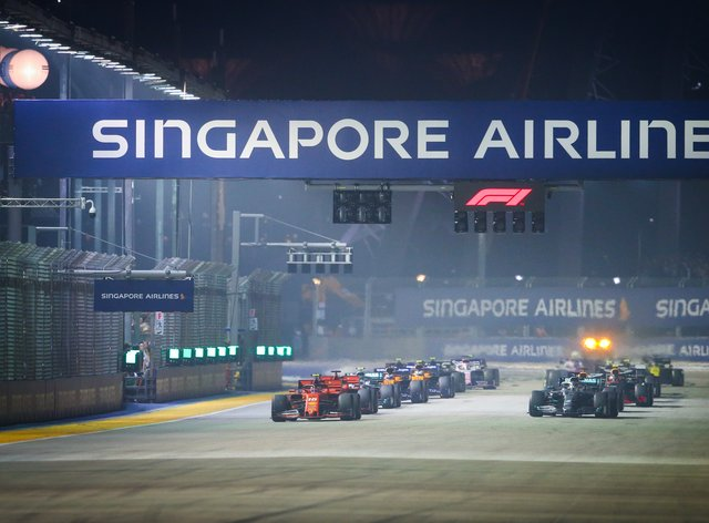 Singapore is one of the most coveted races of the F1 season
