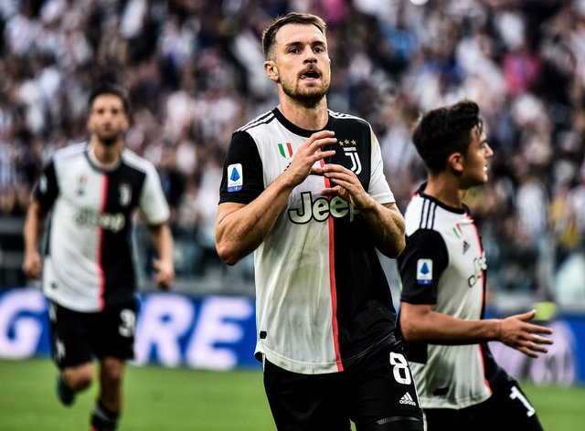 Ramsey has been at Juventus for less than one season