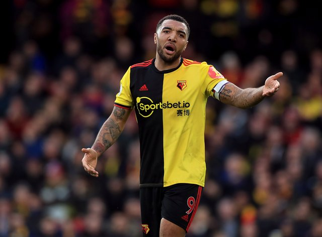 Troy Deeney believes gay footballers are '100 per cent there'