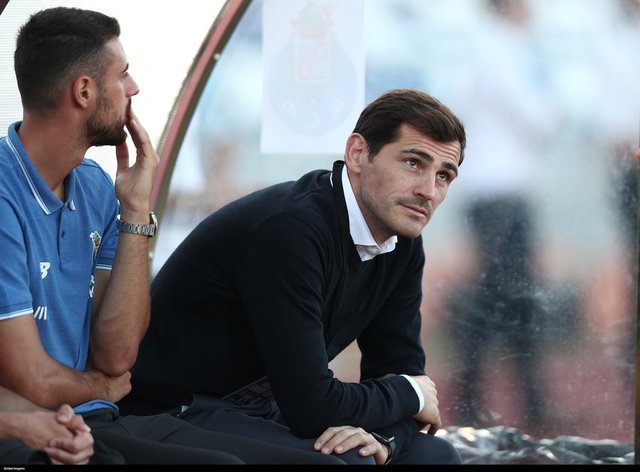Casillas announced his retirement from football in February