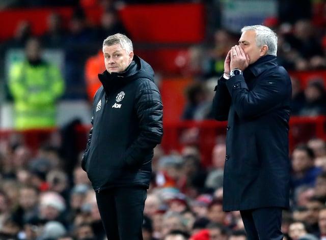 Ole Gunnar Solskjaer will quickly go head-to-head with Jose Mourinho again
