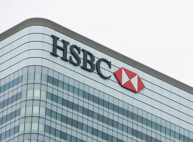 HSBC's London HQ