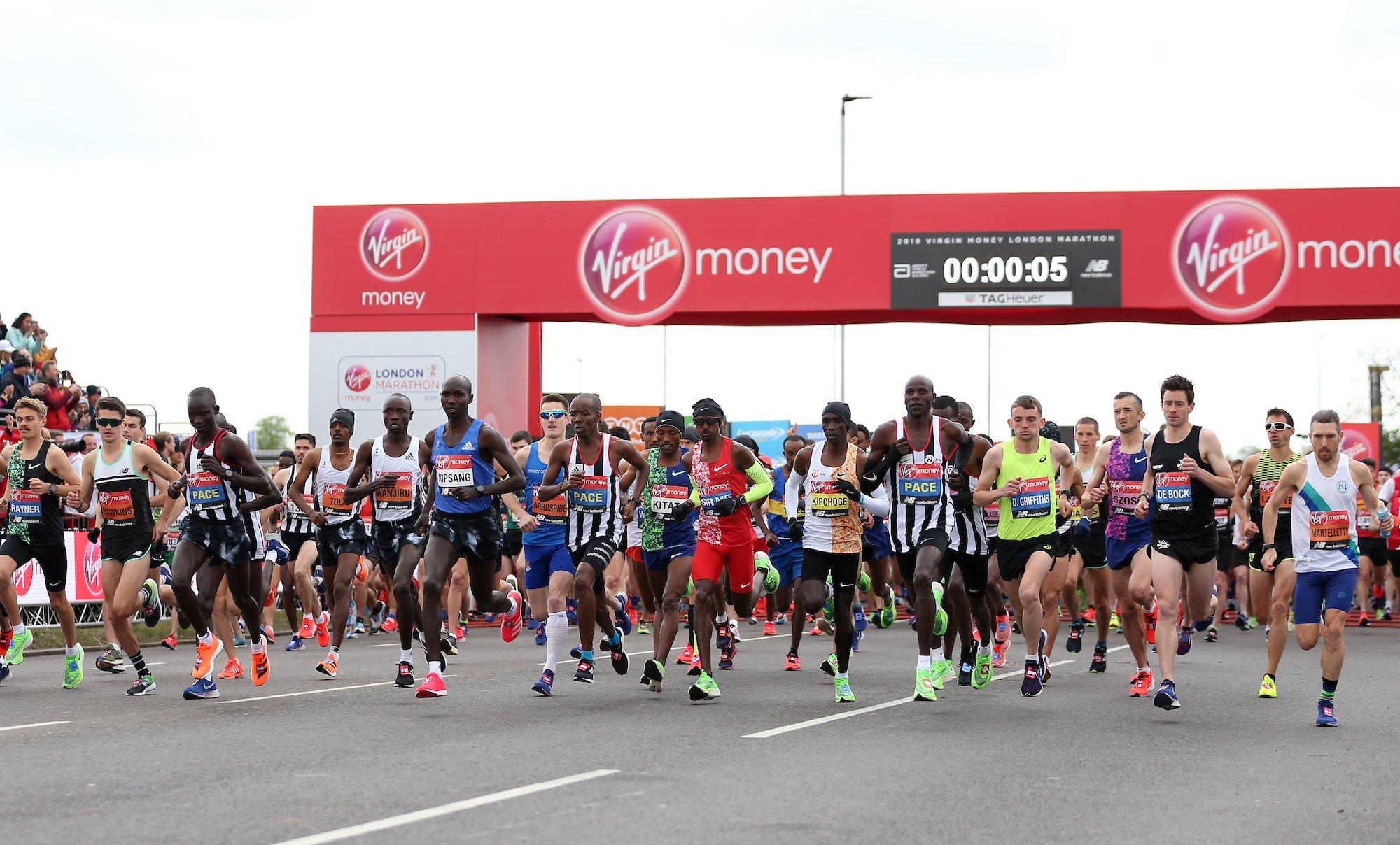 GB athletes to earn Olympic spots at 2021 London Marathon