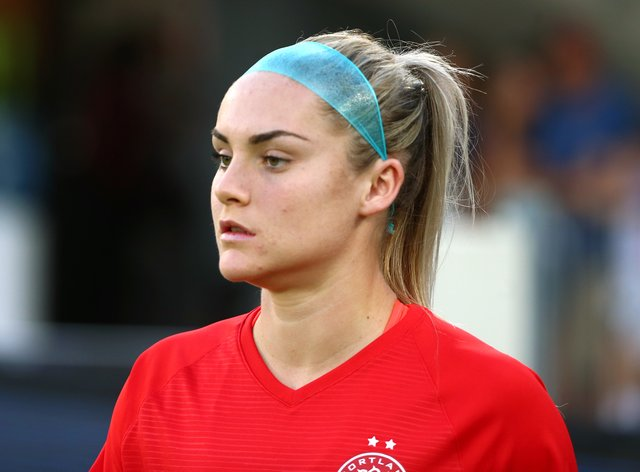 Carpenter has been at Portland Thorns for two years