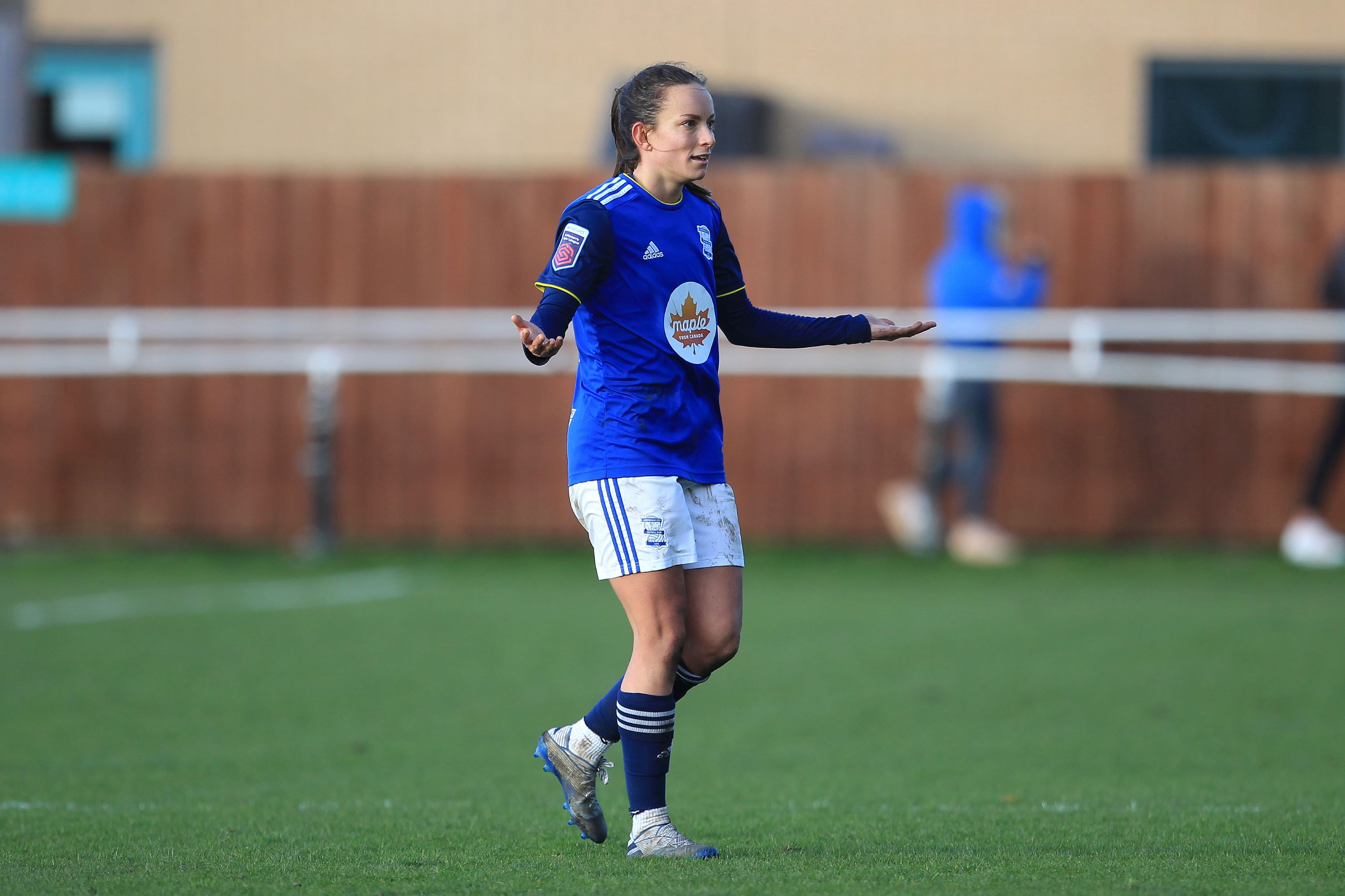 Lucy Staniforth and Chloe Arthur leave Birmingham City | NewsChain