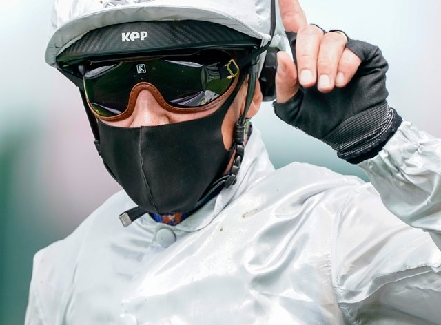 Frankie Dettori was top rider at Royal Ascot once again
