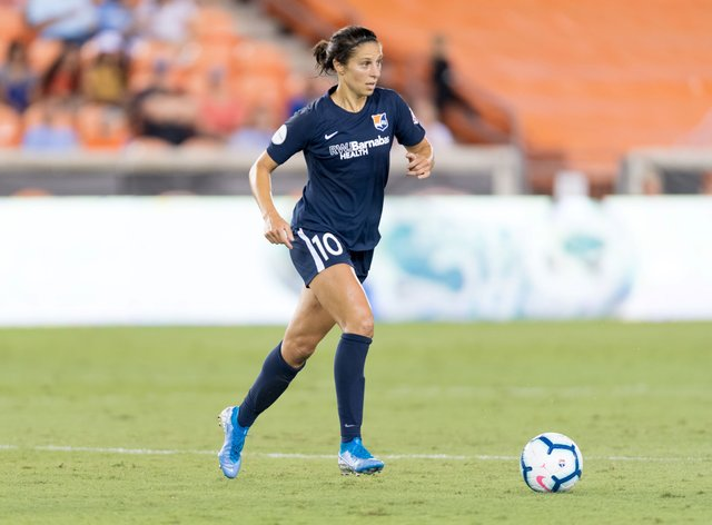 Lloyd won't play at the NWSL Challenge Cup