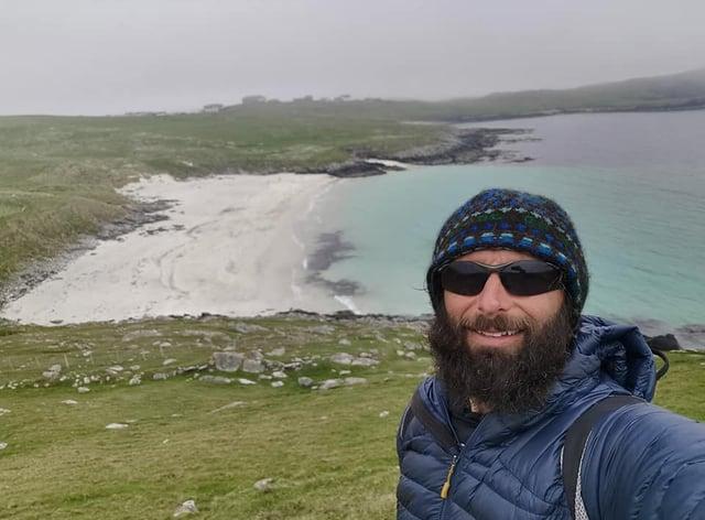 Chris Lewis (Chris Walks the UK/PA)