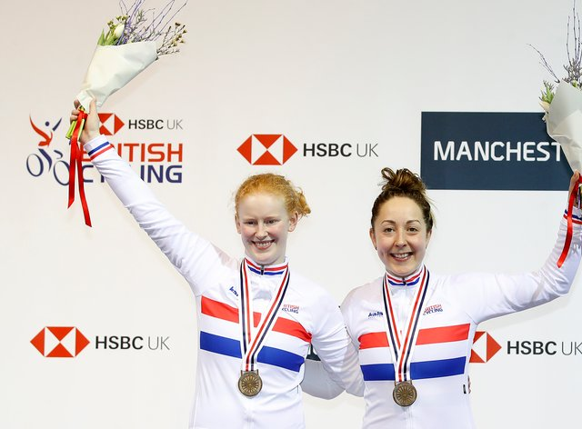 National Track Championships – Day One – National Cycling Centre