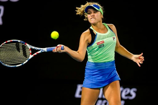 Sofia Kenin is one of the tennis stars set to feature in the tournament