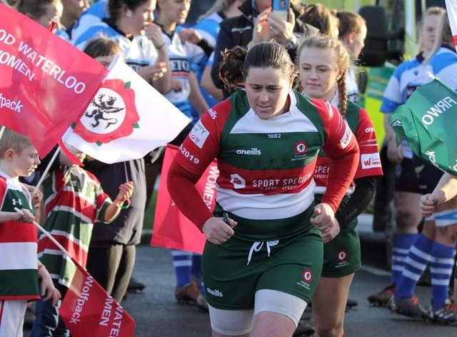 Thomas has said she expected to be knocked out of the Premier 15s