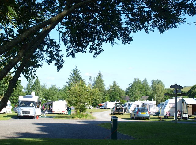 Bellingham Camping and Caravanning Club