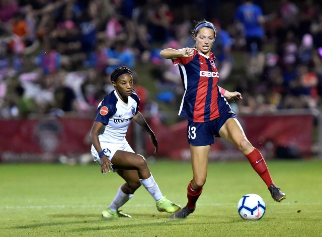 The NWSL will return this Saturday