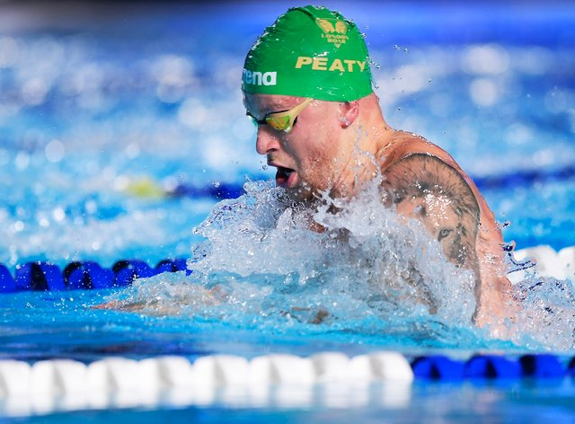 Peaty has called on the Prime Minister to explain why swimming pools are remaining shut