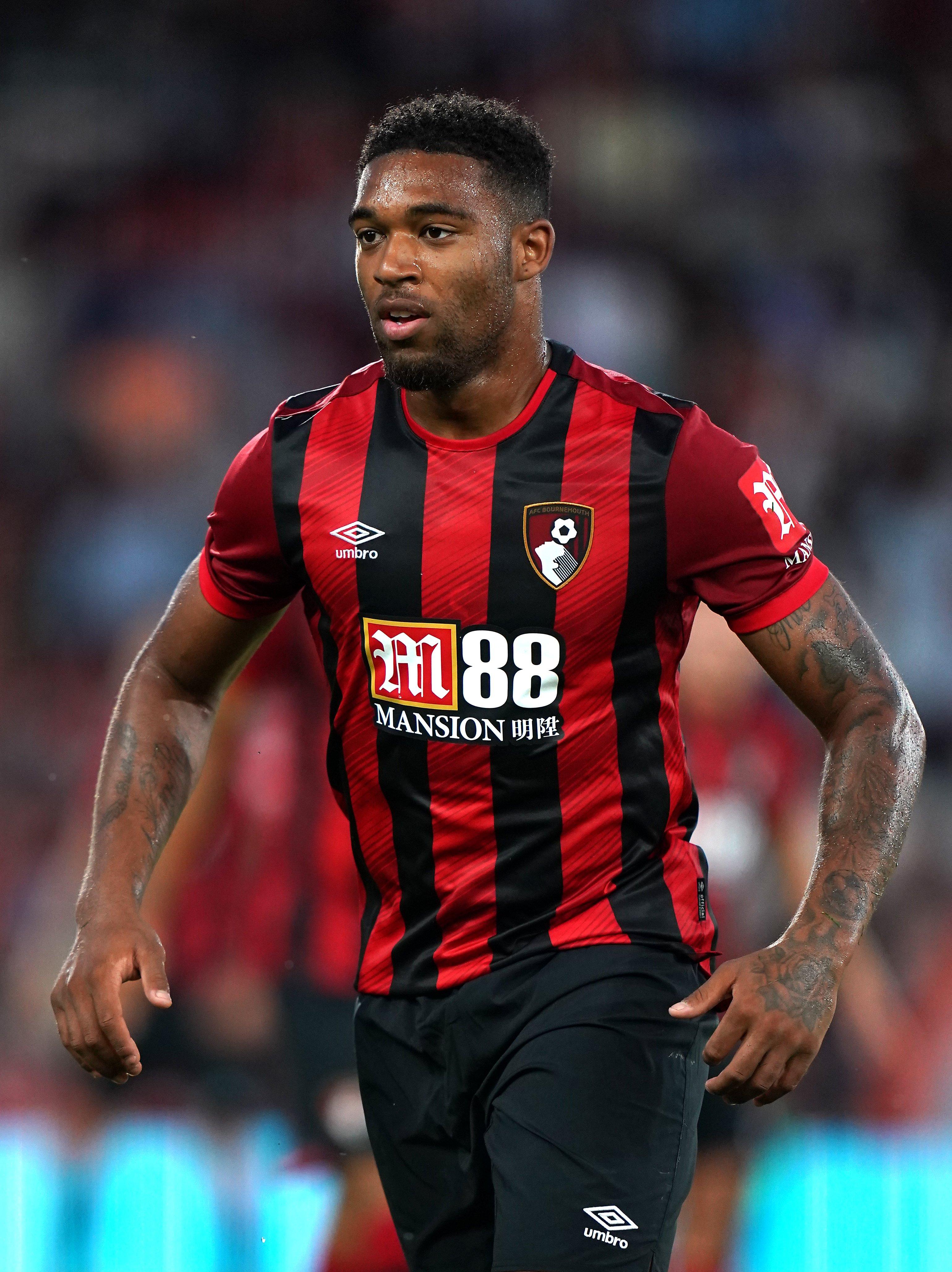 Bournemouth release £15million signing Jordon Ibe