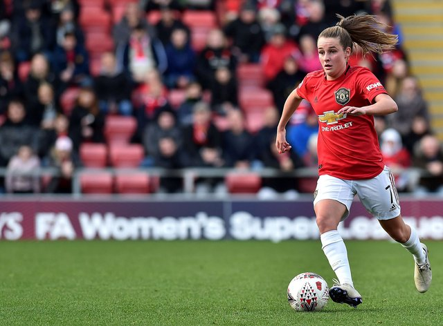 Toone has re-signed for United until 2022