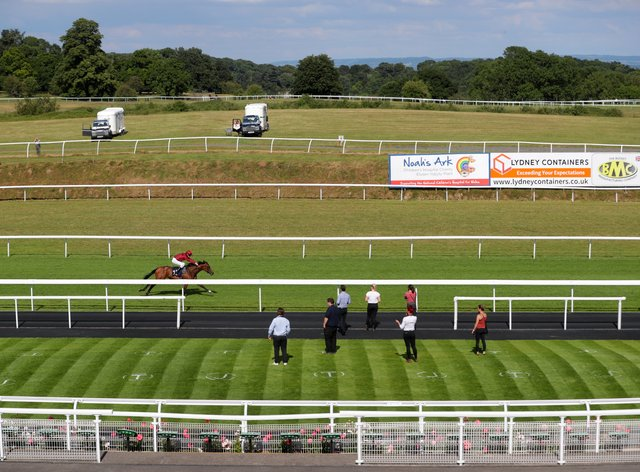 Time Scale was a winner at Newmarket