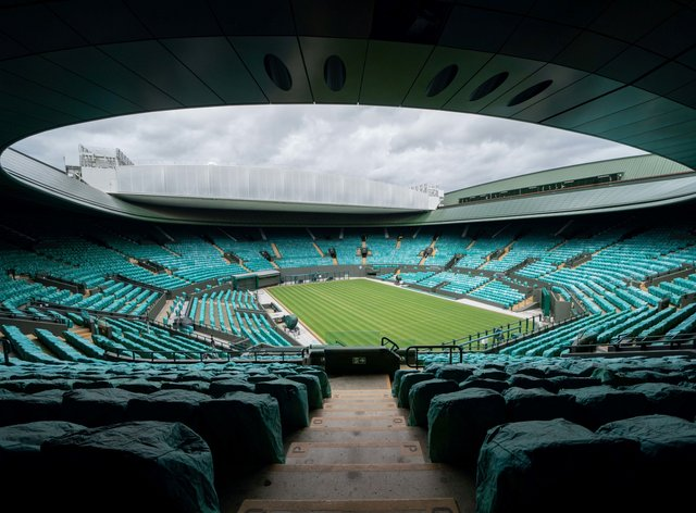 There'll be no crowds - or strawberries - at Wimbledon this year