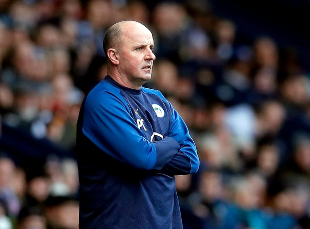 Wigan boss Paul Cook has an almost fully-fit squad available
