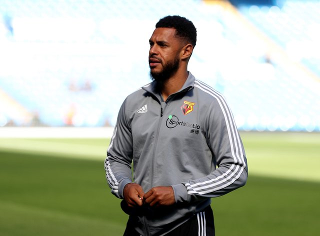 Andre Gray has apologised after holding a gathering in breach of lockdown rules