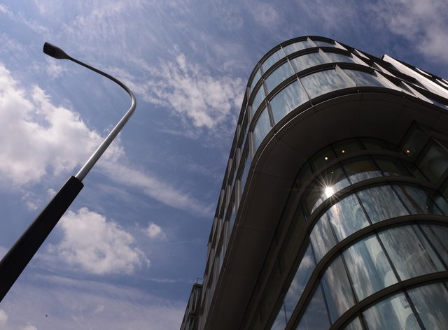 The London headquarters off Smiths Group