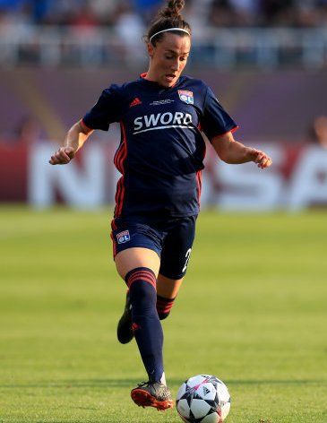 Lucy Bronze has had her contract extended at Lyon