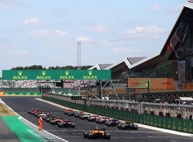 Silverstone File Photo