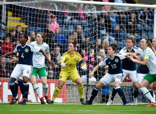 An anonymous donor gives Scottish Women's Football £100,000