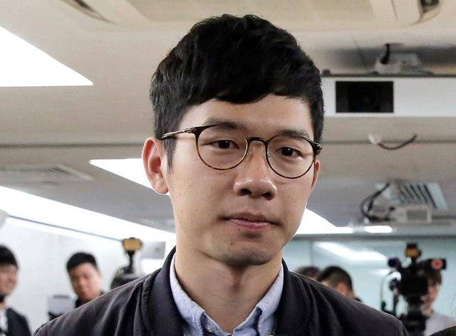 Prominent Hong Kong democracy activist Nathan Law has left the city for an undisclosed location