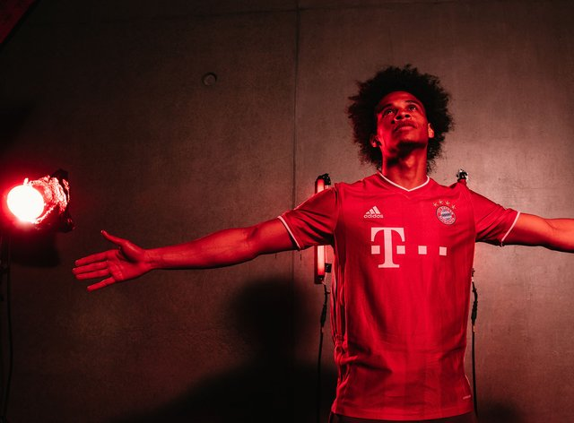 Bayern jumped the gun in announcing Sane as their latest signing