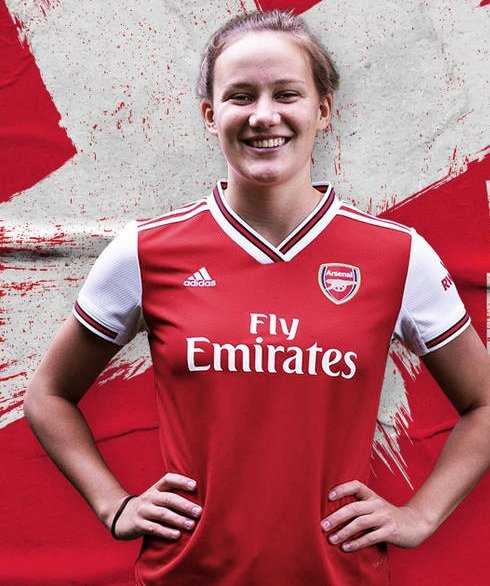 Switzerland's Gut has signed for Arsenal