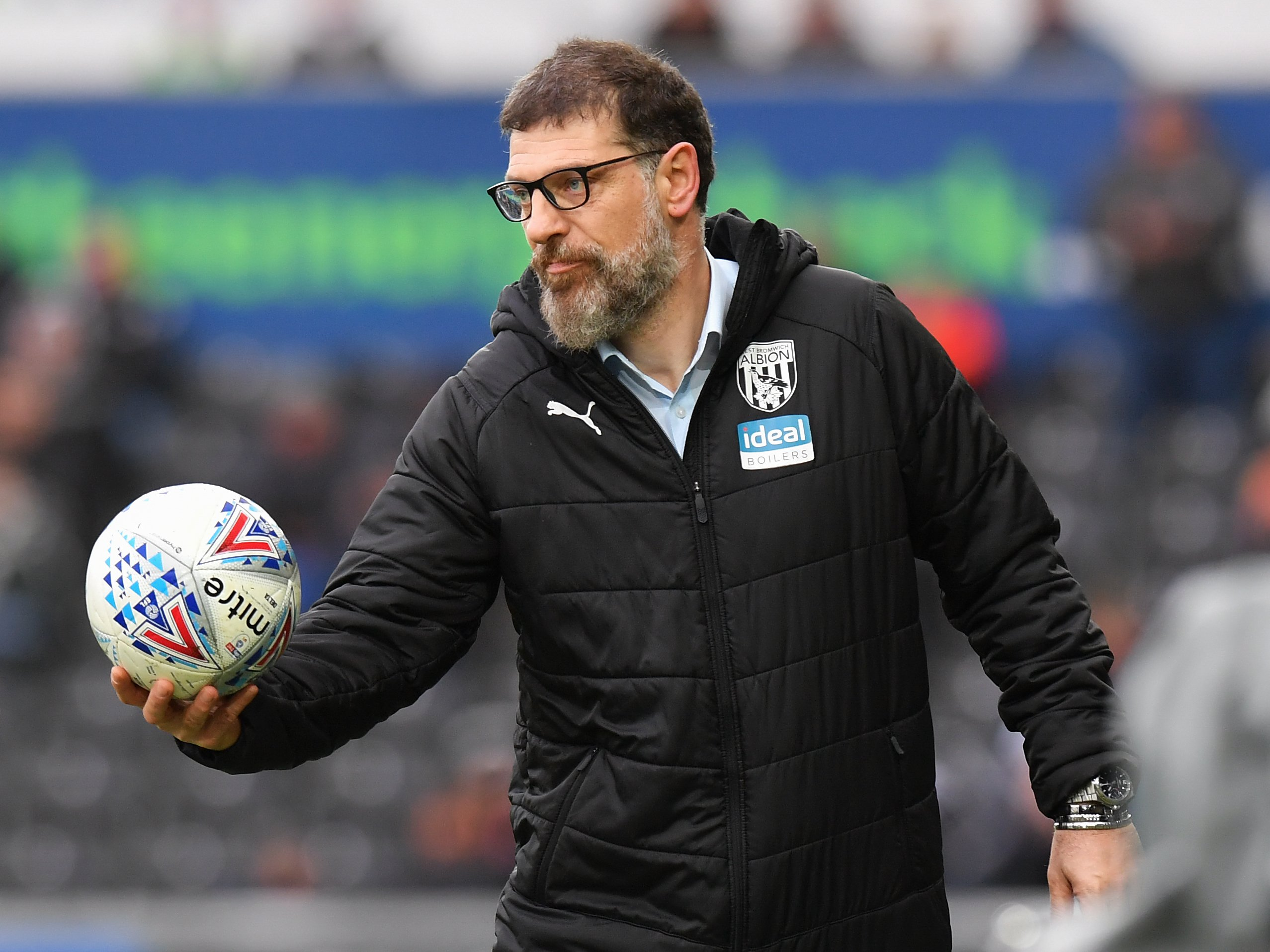 No problems for West Brom boss Slaven Bilic
