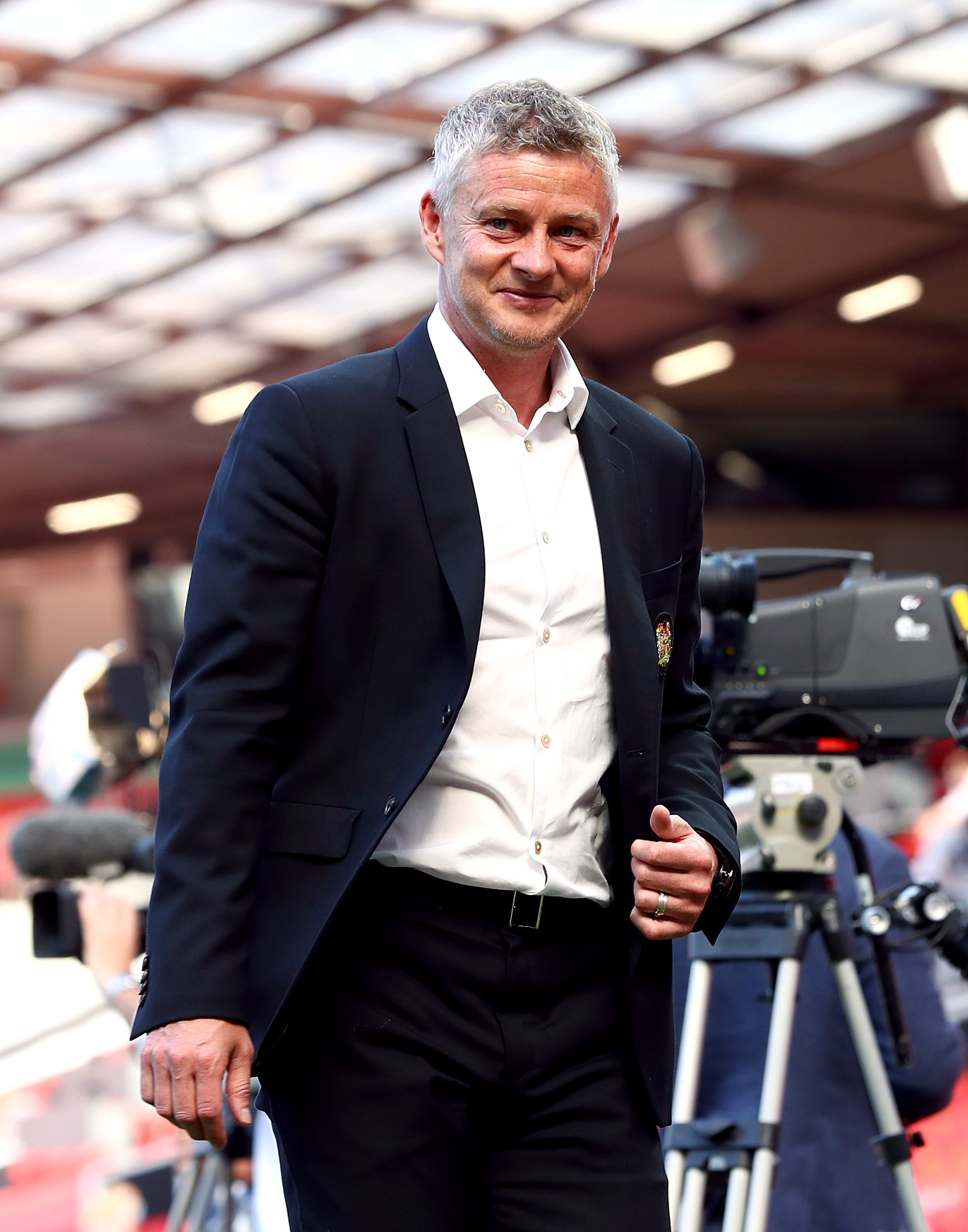 Ole Gunnar Solskjaer knows important summer coming up for Manchester United