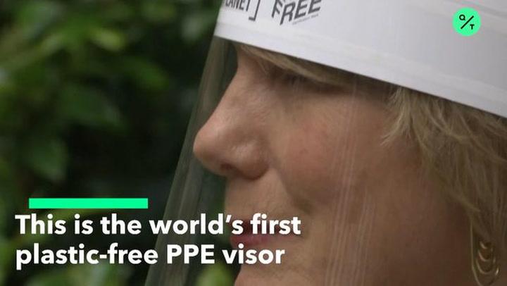 Plastic-Free PPE