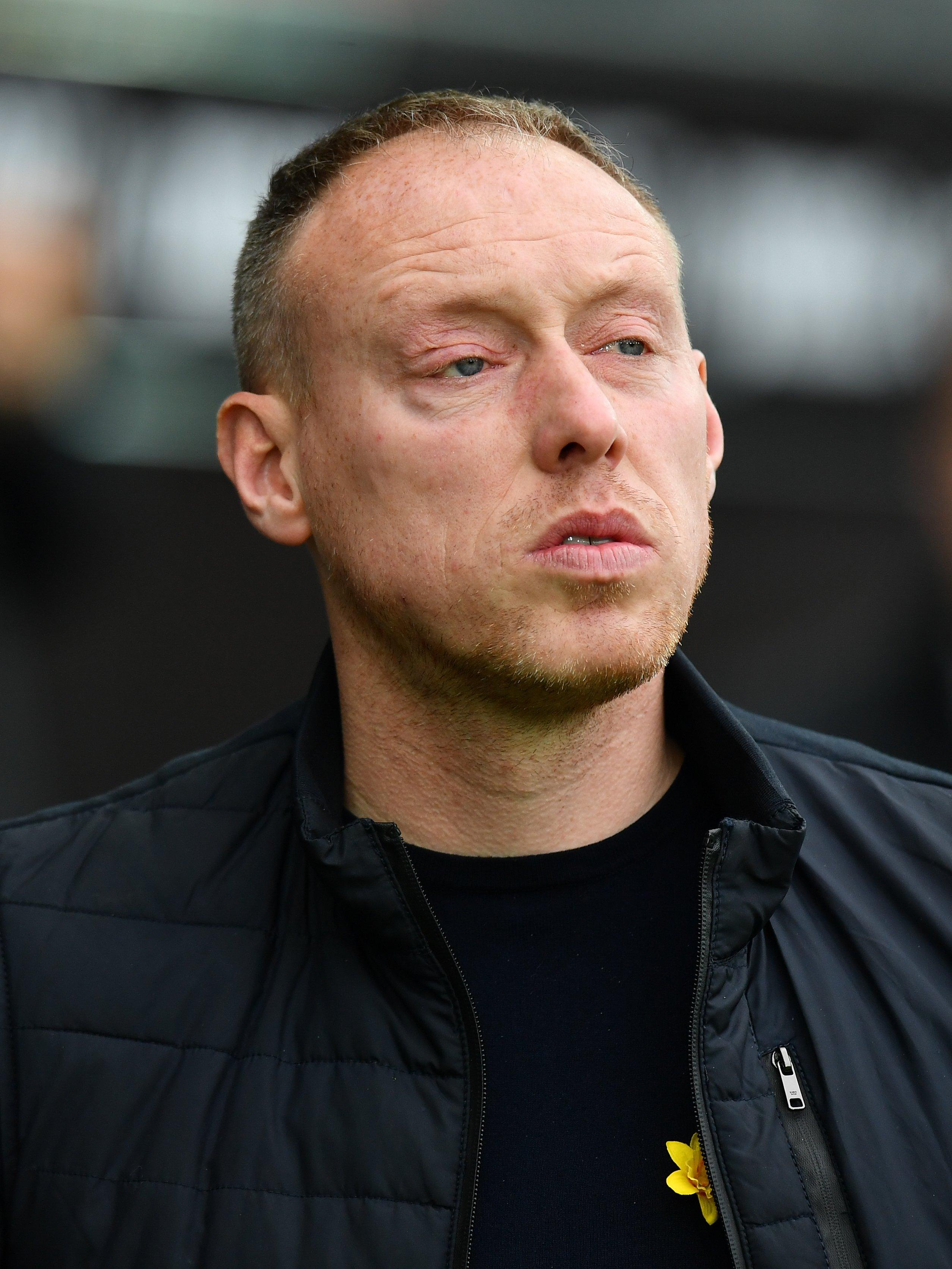 Swansea courage pleases Steve Cooper