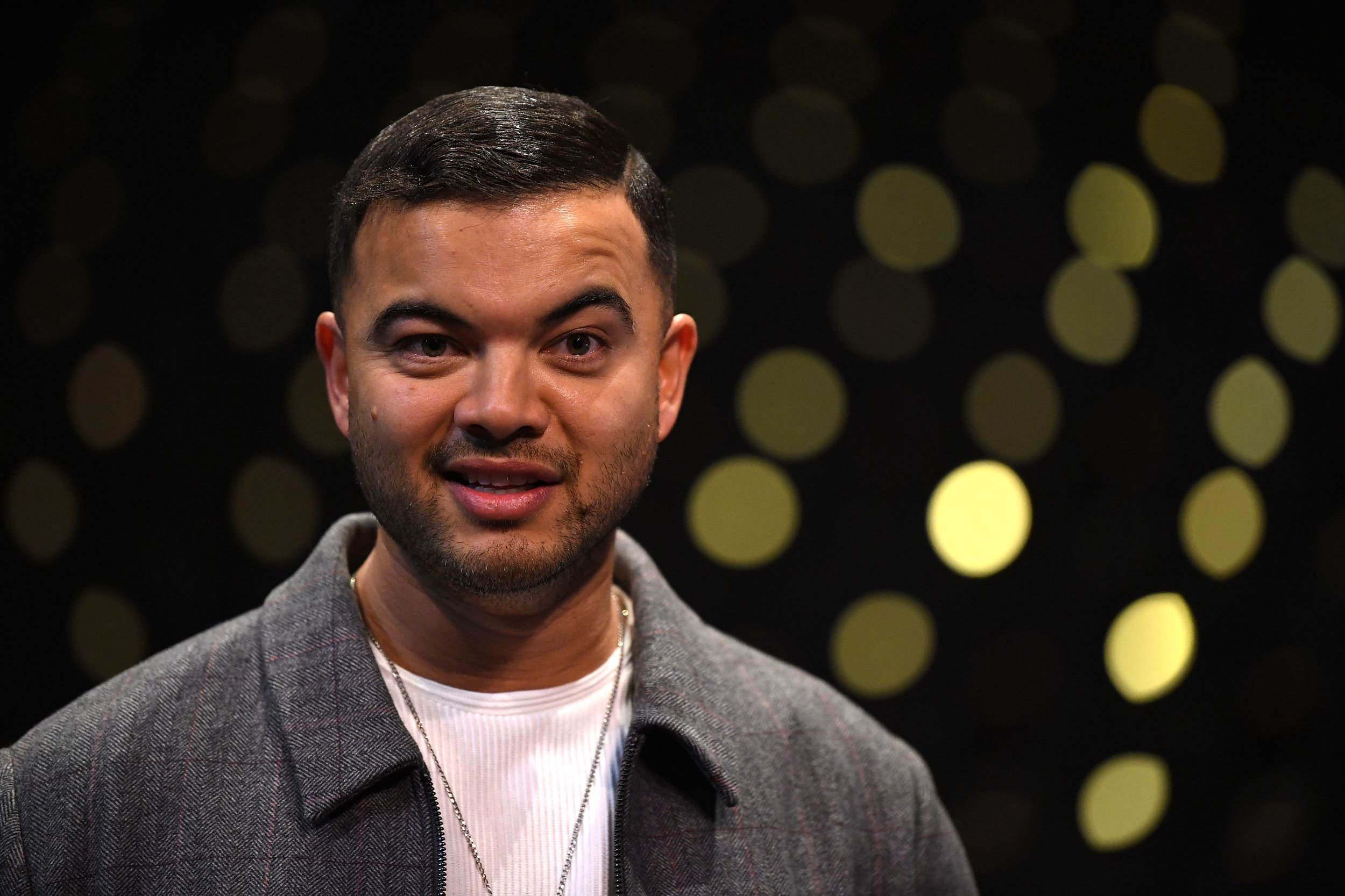 Singer Guy Sebastian reveals how he was held at gunpoint by police after being suspected of driving a stolen car
