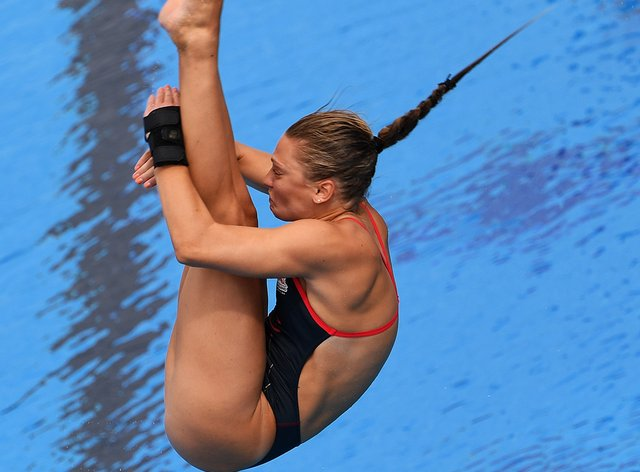 Alicia Blagg has retired from diving after a stellar career