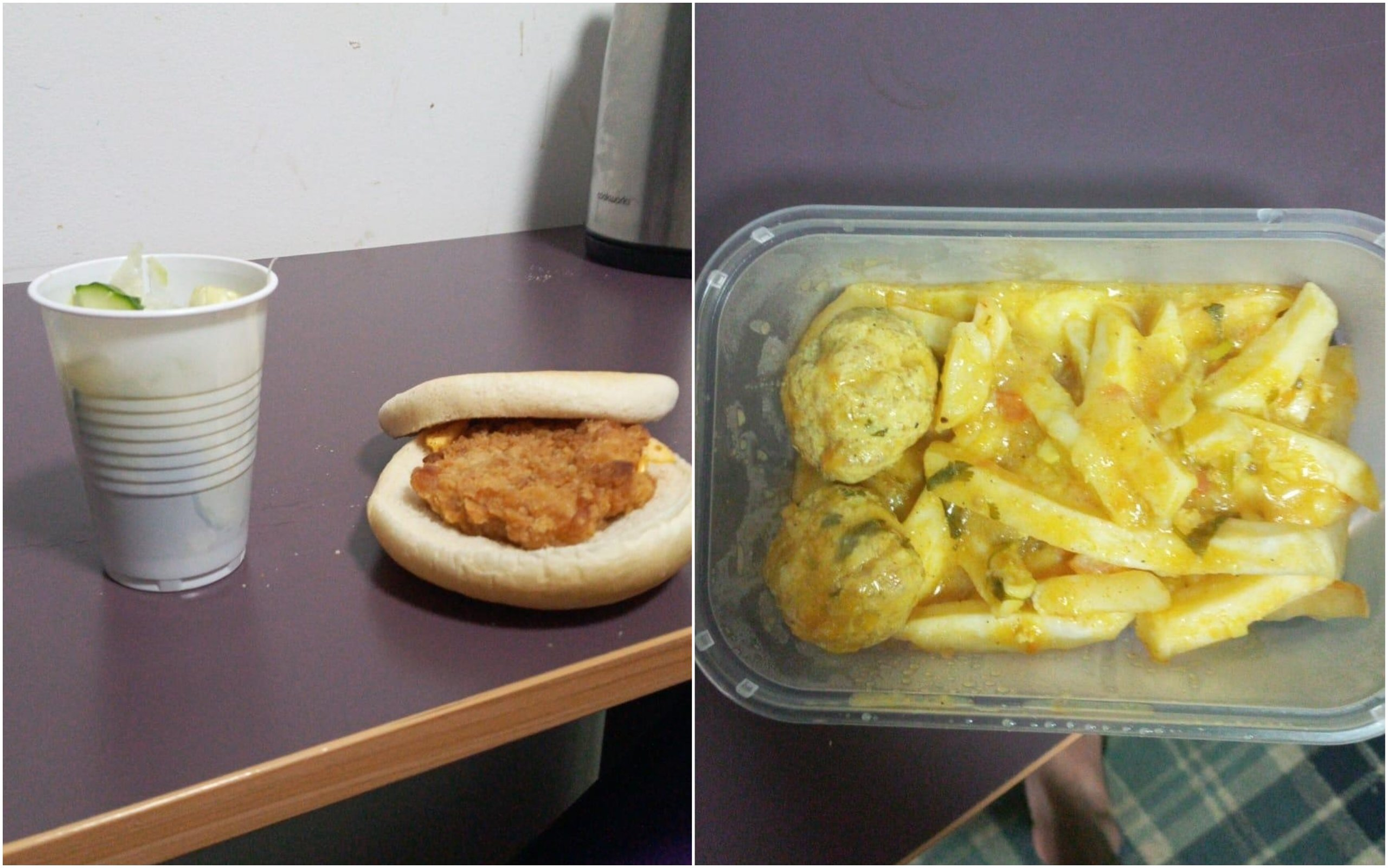Asylum seekers in Glasgow 'malnourished with food not fit for human consumption'