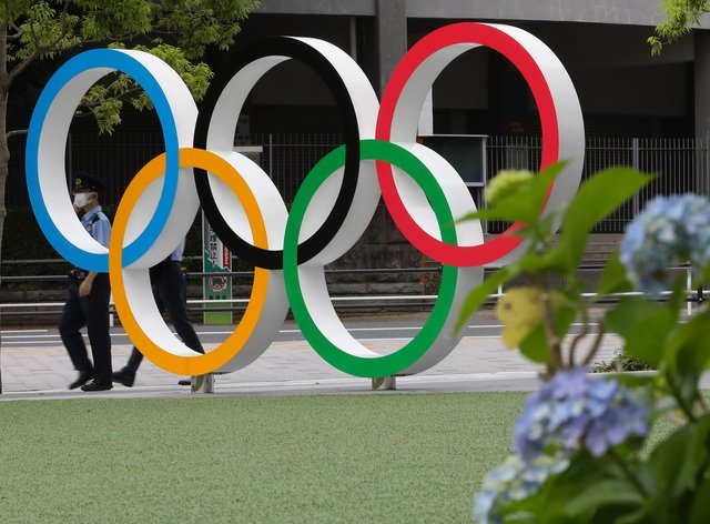 Japanese residents are unsure Tokyo Olympics will go ahead next summer